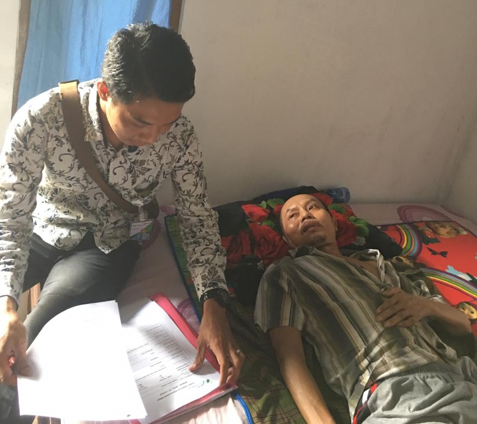 Bpjstk Cikokol Layani Klaim Ke Rumah Berita Tangerang
